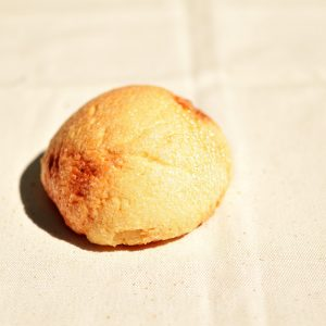 Melon shaped bun (MELON-PAN)