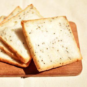 Black Sesame Bread (Full Size)